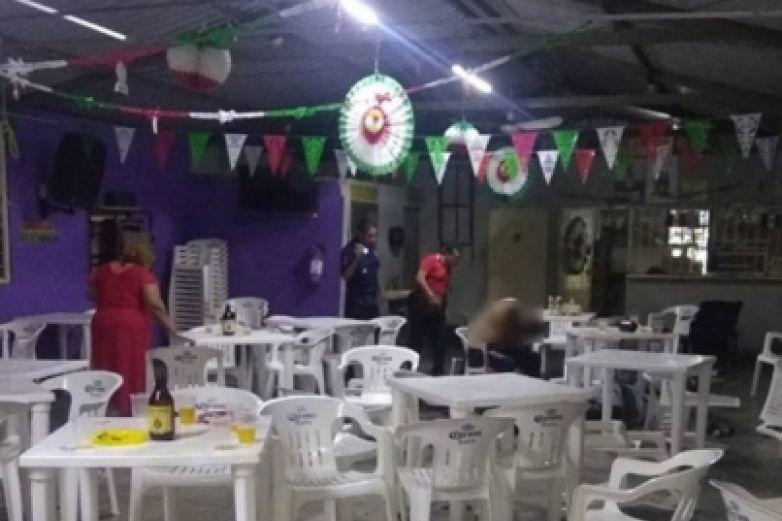 Ataque en bar de Tabasco deja 5 muertos