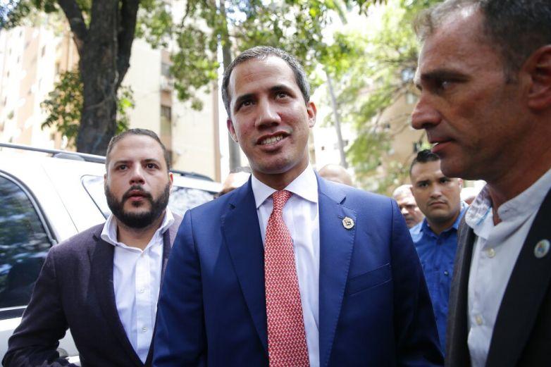 Guaidó agota negociación con Maduro