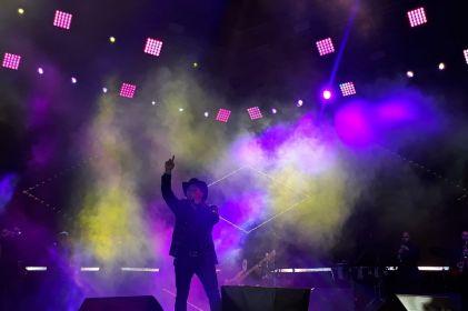 Julión Álvarez da el grito en Juárez