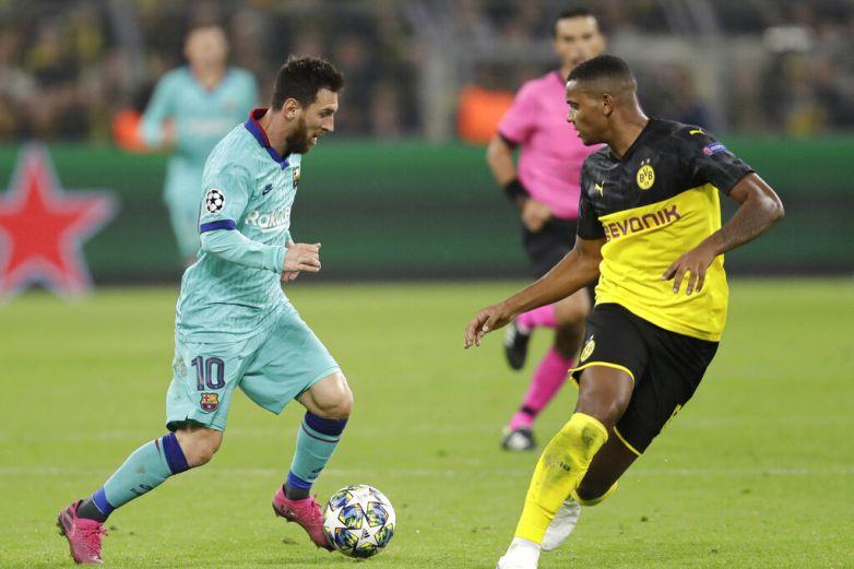 Ter Stegen ataja penal en empate del Barça con Dortmund