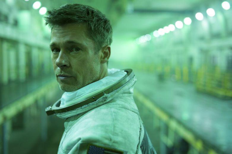 'Ad Astra', una odisea del espacio con Brad Pitt
