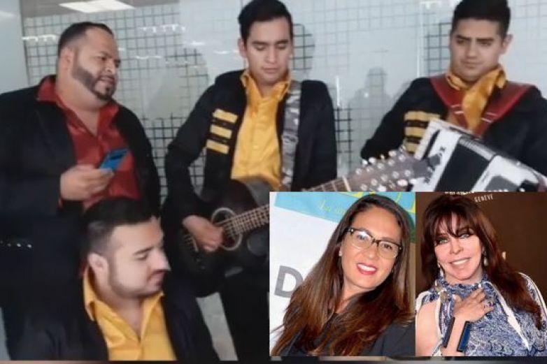 'Buchones de Culiacan' componen corrido a Vero Castro y Yolanda Andrade
