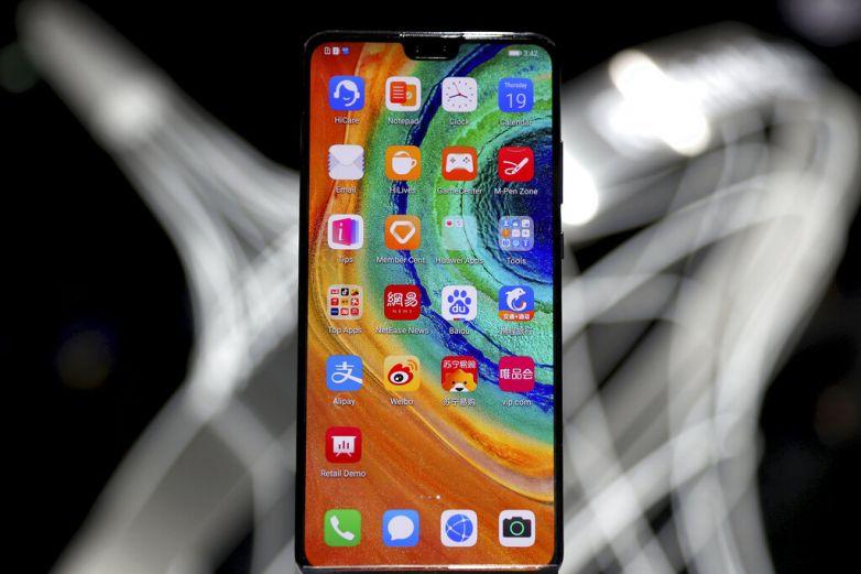 Huawei lanza nuevo smartphone con versión propia de Android