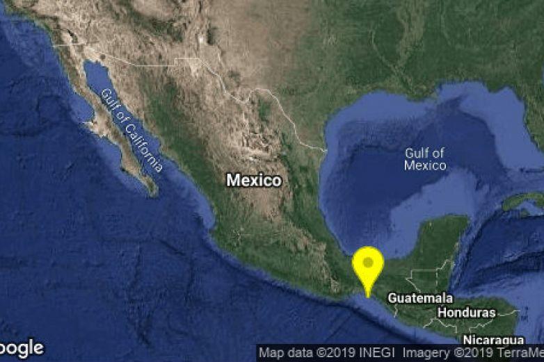 Sismo de 5 grados sacude Chiapas