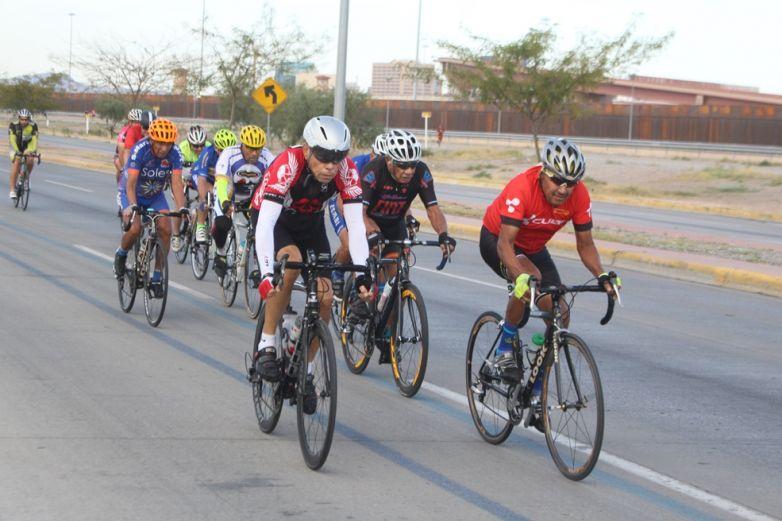 Omisiones de riesgo en la ciclopista de Juárez