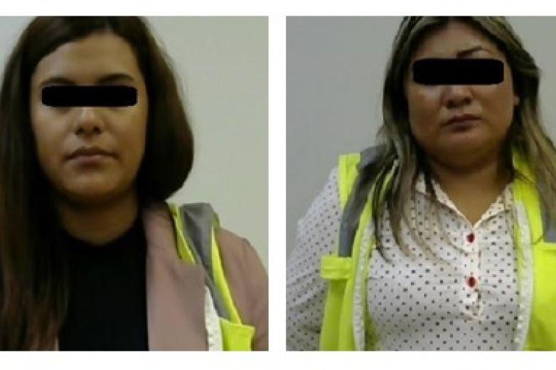 Arrestan a dos mujeres por presentar documentos falsos en el Consulado