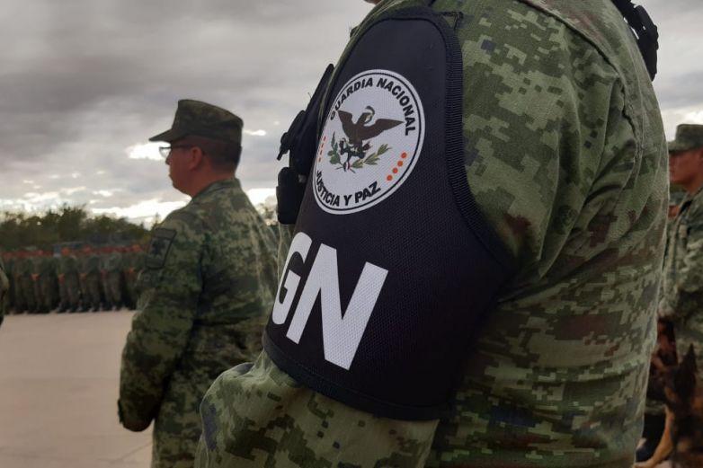 Arriban 200 elementos de la GN a Baja California