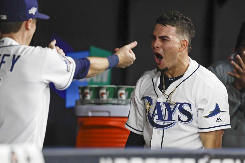 Rays van a 5to juego ante Astros