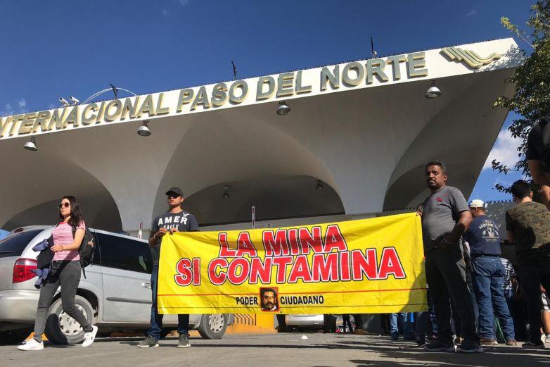 Buscan subir a Cabildo debate sobre mina en Samalayuca