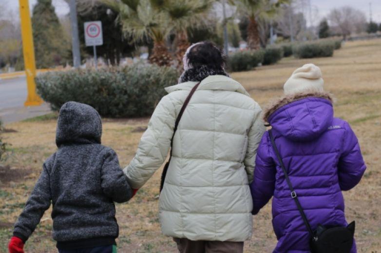 Prevén temperaturas bajo cero en los próximos tres días