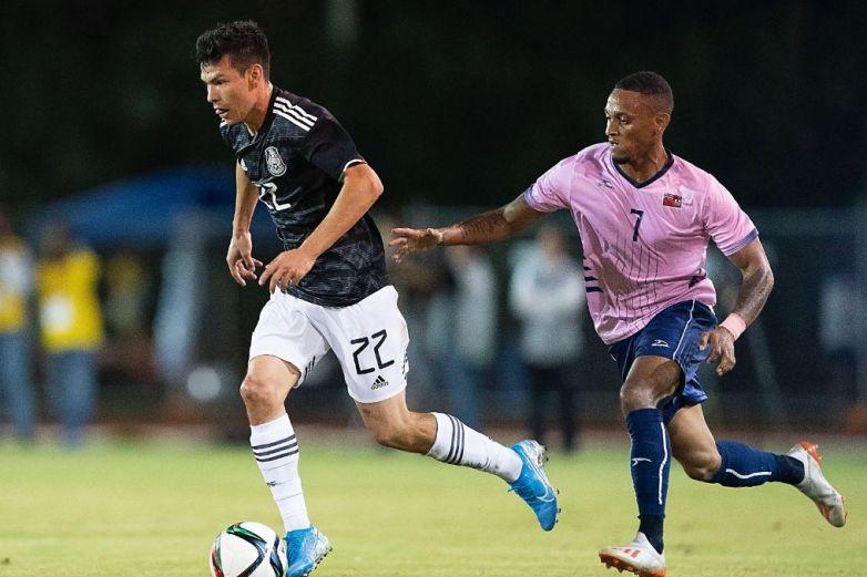Se suspende Liga de Naciones de Concacaf