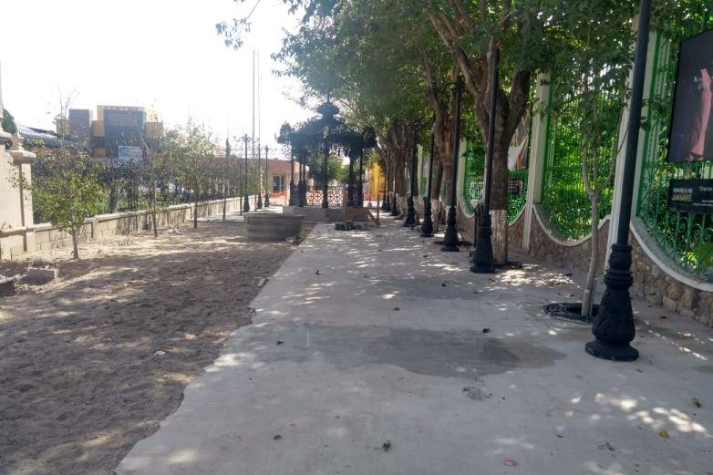 Se retrasa inauguración del Paseo Juan Gabriel