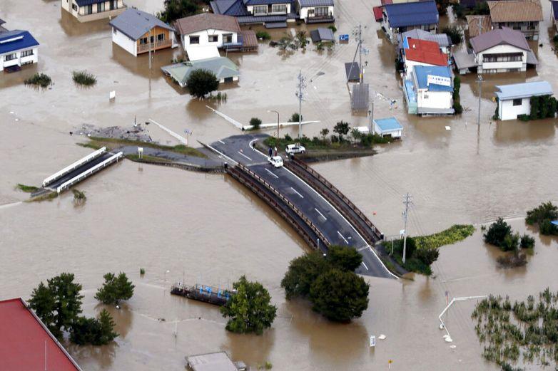 Deja tifón 'Hagibis' 35 muertos en Japón