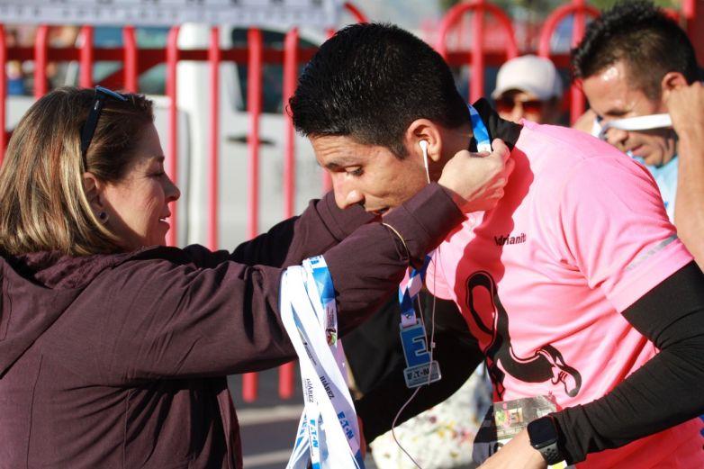 Participan 2 mil corredores en Circuito Atlético Pedestre