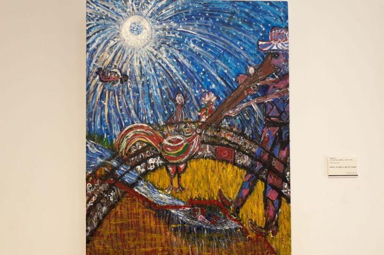 Retratan artistas el 'sueño americano'