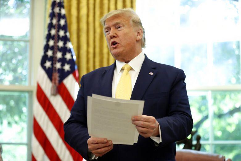 Ordena Trump nuevas sanciones contra Turquía