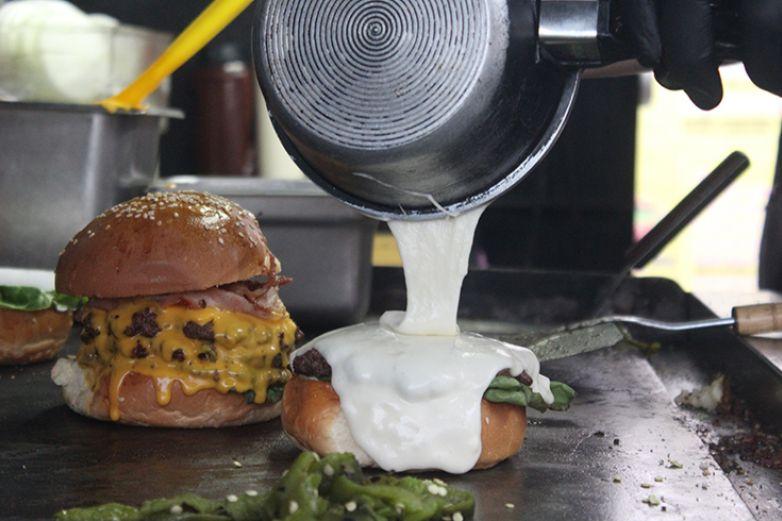 Shinshampu, hamburguesas fuera de serie