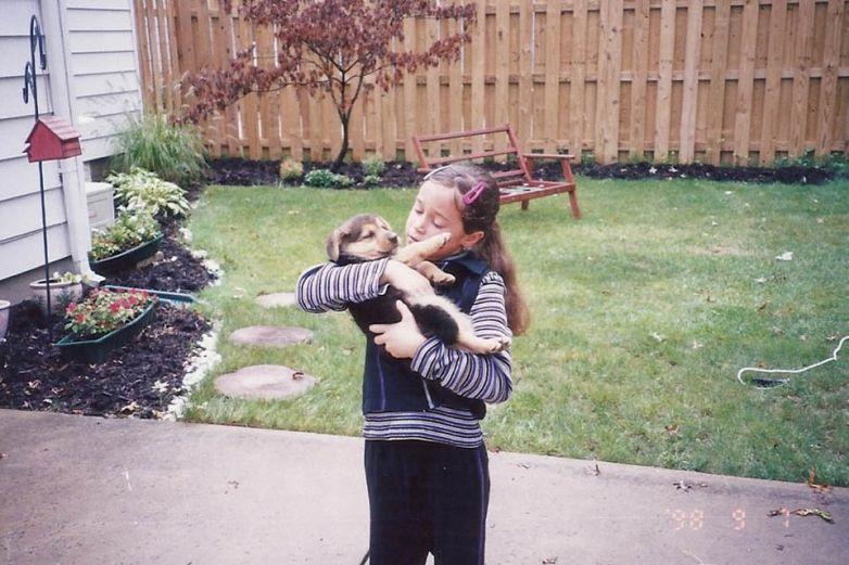 Perrito de 3 meses muere luego de que niña lo dejara caer