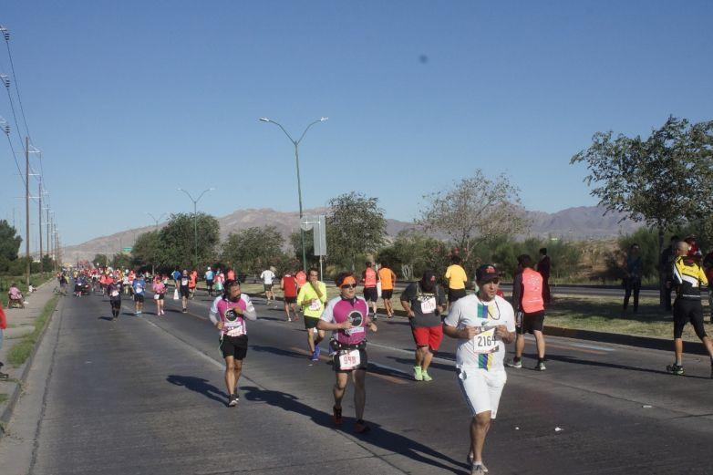 Prevéngase: mañana cierran calles por Maratón Internacional