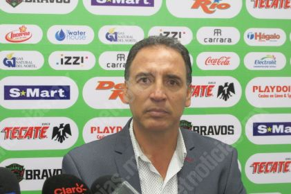 Sustituye Gabino Amparán a David Aponte en Bravitas
