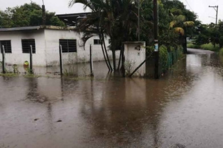 Prevén lluvias intensas en Veracruz y Oaxaca