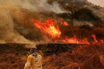 Se recrudecen los incendios en región de Valparaíso en Chile