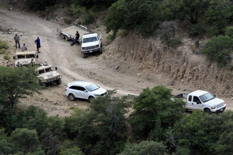 Sólo 4 policías resguardaban zona de ataque a los LeBarón