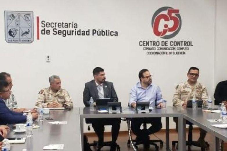 Va Aparicio a Sonora para reforzar la seguridad