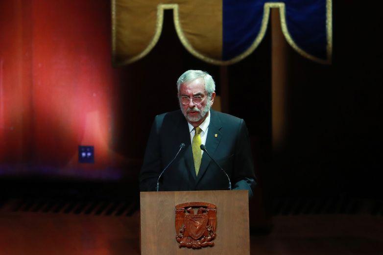 Reeligen a Graue como rector de la UNAM