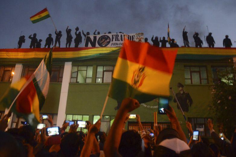 Se une Rusia a las condenas por golpe de Estado en Bolivia