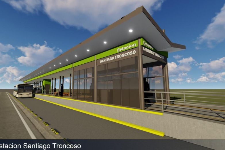 Arrancan obras de nuevas estaciones del Ecobús en diciembre