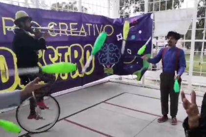 Realizarán talleres de malabares y teatro circense en colonias Juárez