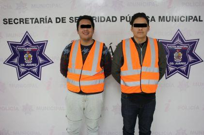Arrestan a 2 por negarse a pagar cuenta de 4 mil pesos en bar