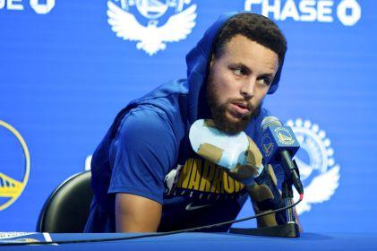 Curry espera volver 'al comienzo de la primavera'