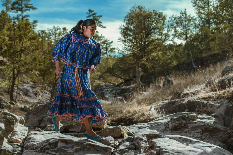 Estrenará Netflix cortometraje de 'Lorena, la de pies ligeros' en Guachochi