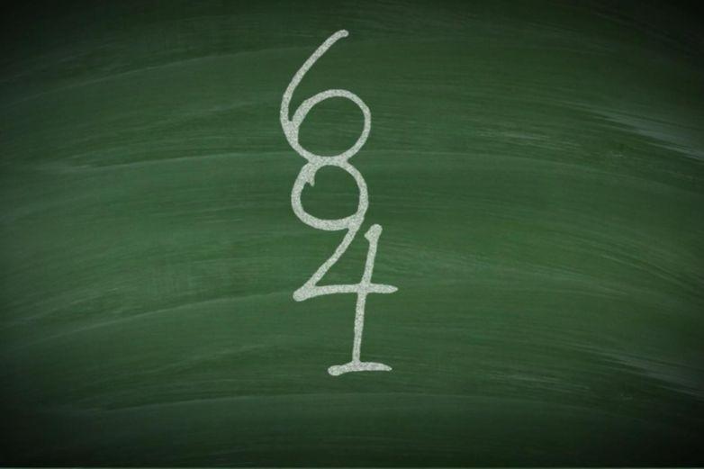 Desafío viral: ¿Cuántos números ves en la imagen?