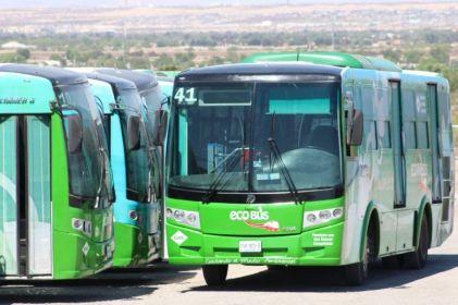 Da Ecobús servicio con más unidades