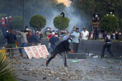 Crisis en Bolivia exhibe fracturas sociales y políticas
