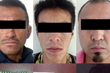 Detienen a tres por el secuestro del ex rector de la UAEM