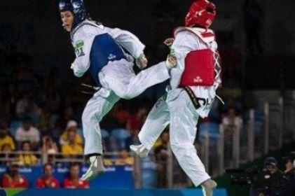 Taekwondoines mexicanos obtienen plata y oro en Francia