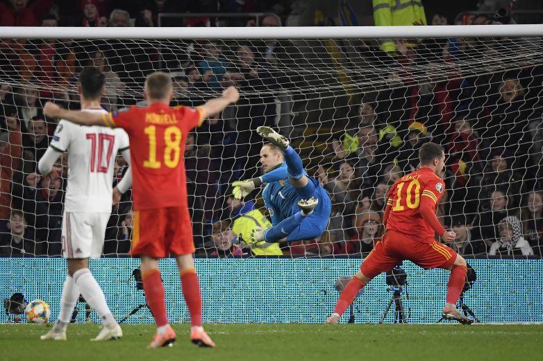 Gales se adueña del último boleto a la Euro 2020