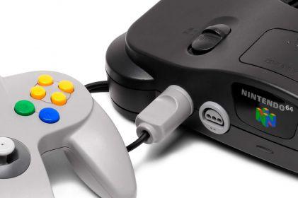 Se disparan ventas del Nintendo 64... 23 años después