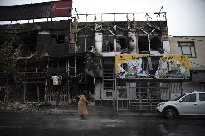 Protestas en Irán han dejado 106 muertos