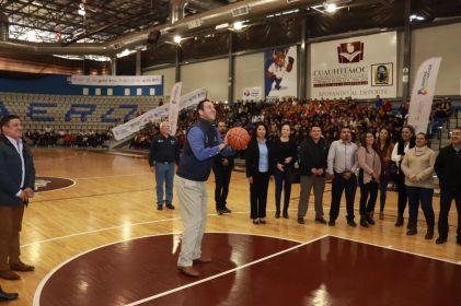 Inicia en Cuauhtémoc programa 'Deporte con Valor'
