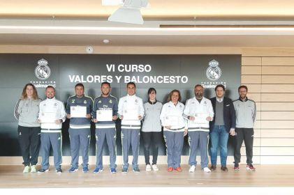 Capacitan en Madrid a entrenadores de Fundación Grupo Bafar