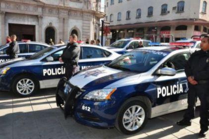 Estrenarán policías de Chihuahua nuevas patrullas