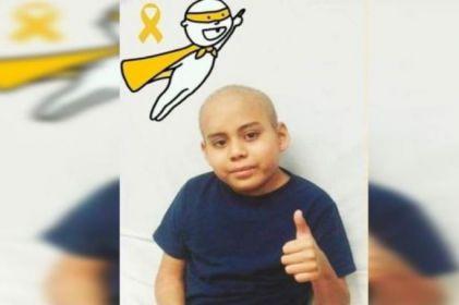 Adrián de 11 años pierde batalla contra el cáncer