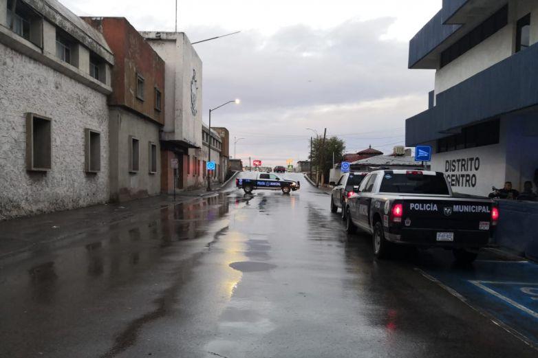 Resguardan estaciones de Policía por posible ataque