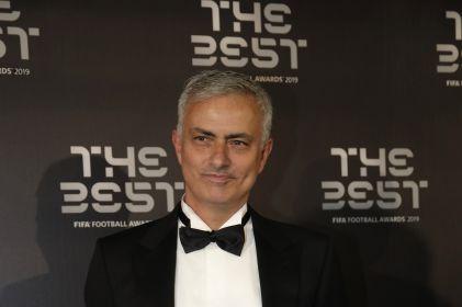 José Mourinho llega a la banca de Tottenham