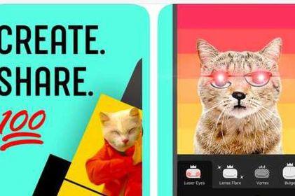 Facebook lanza nueva app para hacer memes